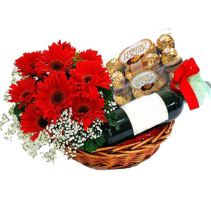 Flowers to Hyderabad Deliver Flowers and Cakes to Hyderabad Send