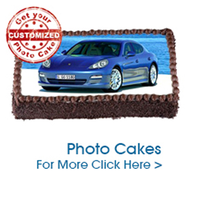 Deliver Cakes to Hyderabad