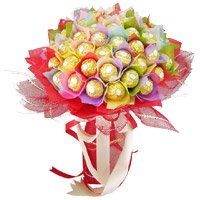Deliver Valentine's Day Chocolates to India