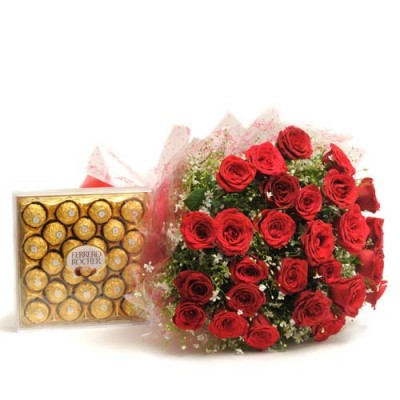 Gifts and Flowers to Hyderabad
