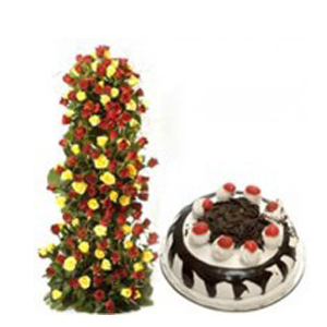 Deliver Cakes and Fllowers to Hyderabad