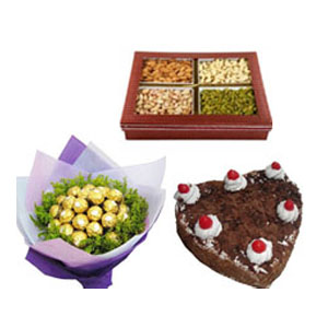 Same Day Delivery of Gifts and Flowers to Hyderabad