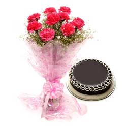 Send Mother's Day Flowers to hyderabad